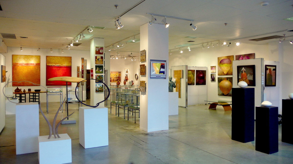 Blink Gallery designed by Hower Architects in Boulder, Colorado